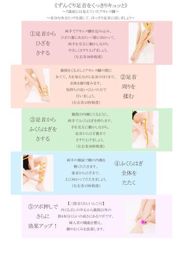 i.マッサージ(足首)