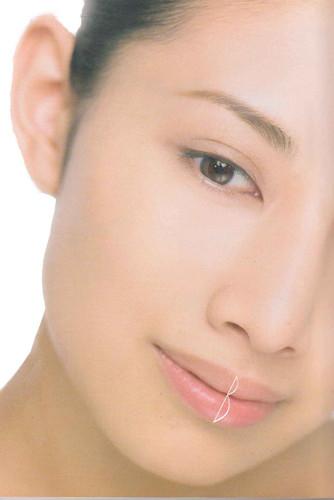 b.唇の厚みのバランスについて