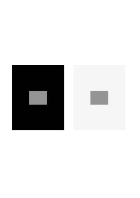 f.明度対比